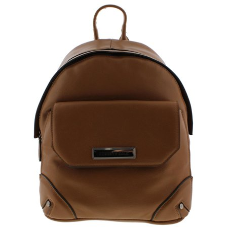Kenneth Cole Reaction Womens Francesca Faux Leather Signature Backpack