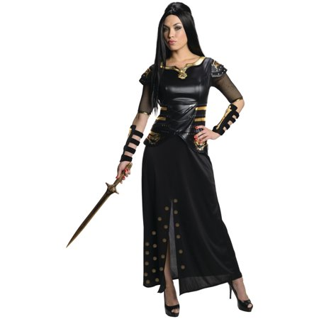Adults Women's 300 Rise Of An Empire Artemisia Final Battle Costume Small 6-9 (Empire Halloween)