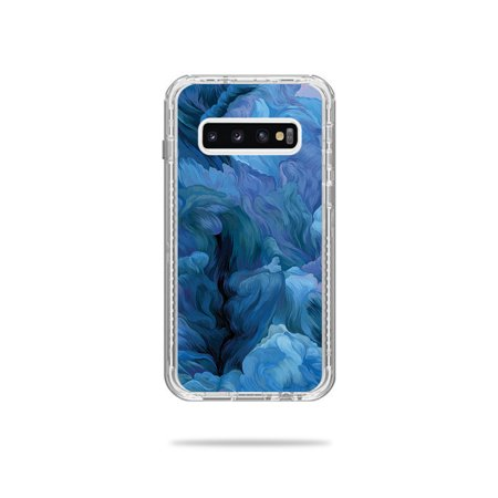 MightySkins Skin for Lifeproof Next Case Samsung Galaxy S10 - American Gothic Pop | Protective, Durable, and Unique Vinyl Decal wrap cover | Easy To Apply, Remove, and Change Styles | Made in the USA