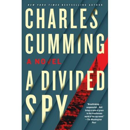 A Divided Spy : A Novel