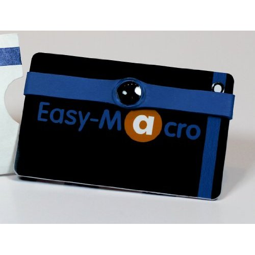 Easy-Macro Cell Phone Lens Band For iPhone & Android Phones Easy-Macro
