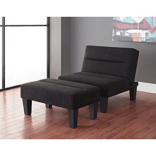 Kebo Chair and Ottoman, Multiple Colors
