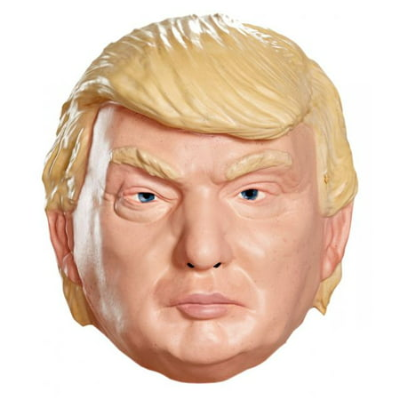 Disguise Donald Trump Latex Halloween Mask - The Candidate (Non Latex Halloween Masks)