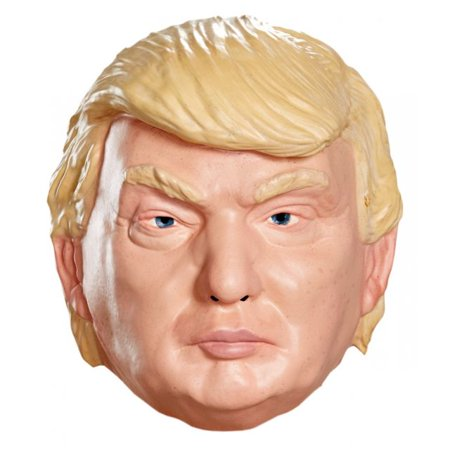 Disguise Donald Trump Latex Halloween Mask - The Candidate - Halloween Latex Masks 2017