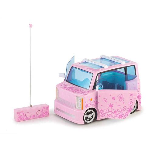 Bratz Pink Winter Dream RC 49MHz
