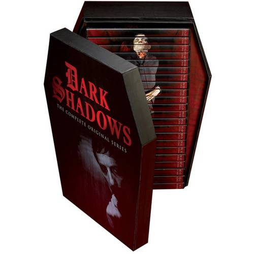 Dark Shadows: The Complete Original Series (Deluxe Edition Coffin Set)