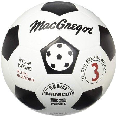 Rubber Soccer Ball (Size 3), Best value playground soccer ball anywhere By (Head Soccer Best Character)