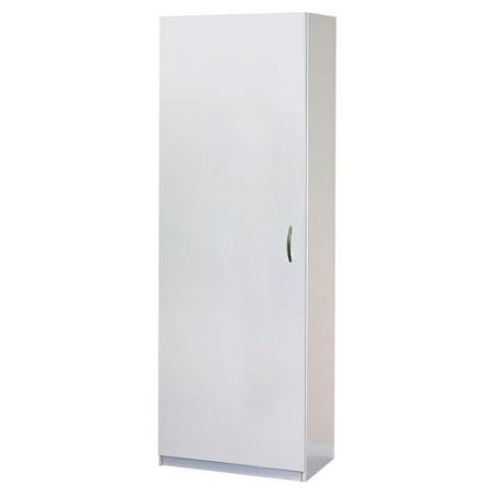 Closetmaid Flat Panel 1 Door Freestanding Storage Cabinet