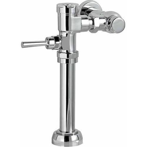 American Standard 6047.525.002 Manual Flowise 1.28 GPF Toilet Flush Valve Only for Retrofit, Chrome