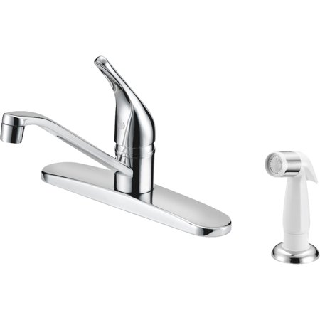 Home Impressions Single Lever Handle Kitchen Faucet With