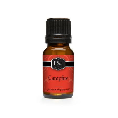 Campfire Fragrance Oil - Premium Grade Scented Oil - 10ml