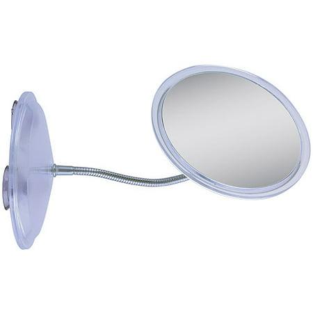 Fg27 Zadro Gooseneck Wall Mount Vanity Mirror With 7x