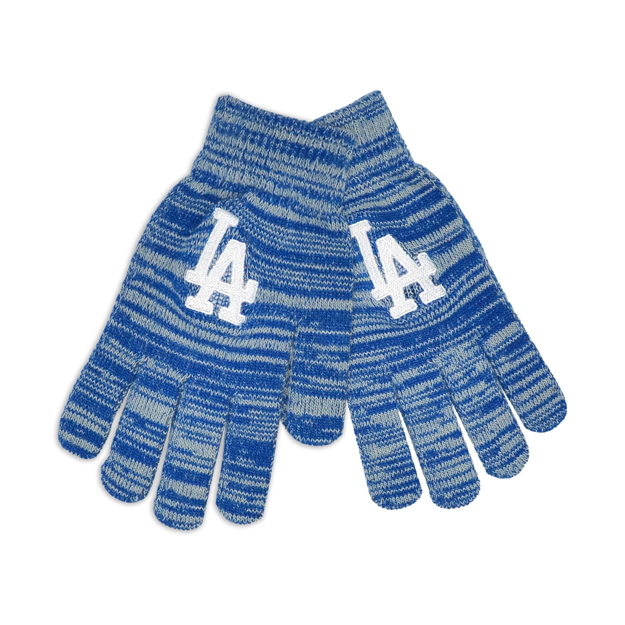 Los Angeles Dodgers Colorblend Gloves - No Size