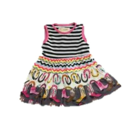 Carnival Dresses Ideas (Baby Star Clothes Baby Girls Toddler Kids Carnival Print Multi-Color Girls)