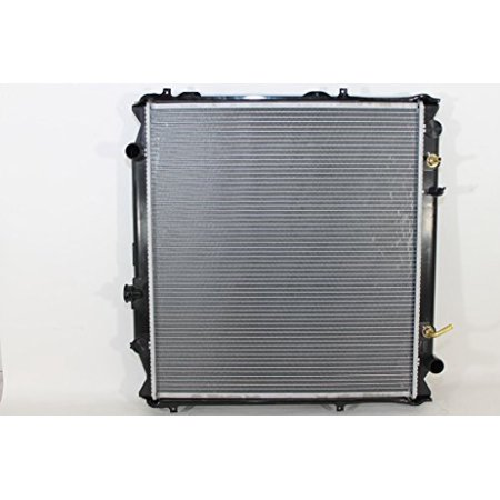 Radiator - Pacific Best Inc For/Fit 1998 Toyota 4Runner 4/6 Cylinder 2.7/3.4 Liter Automatic
