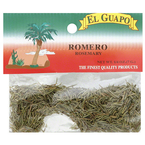El Guapo Rosemary, 0.25 Oz, (pack Of 12)