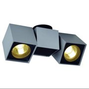 SLV Lighting 715153 Altra Dice 2 Light Ceiling Light