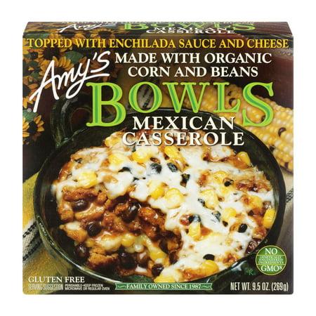 Amy S Bowls Mexican Casserole 9 5 Oz Walmart Com
