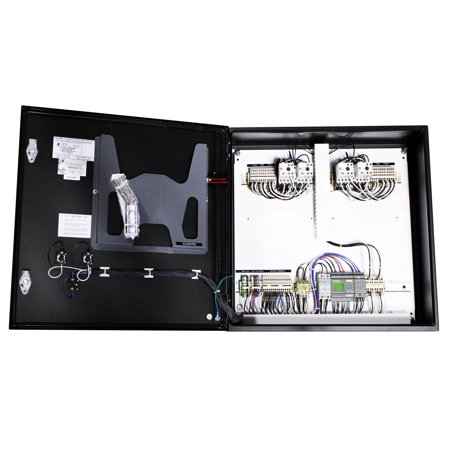 Stagecraft Industries ELTC B650004-1 Emergency Lighting Transfer Cabinet