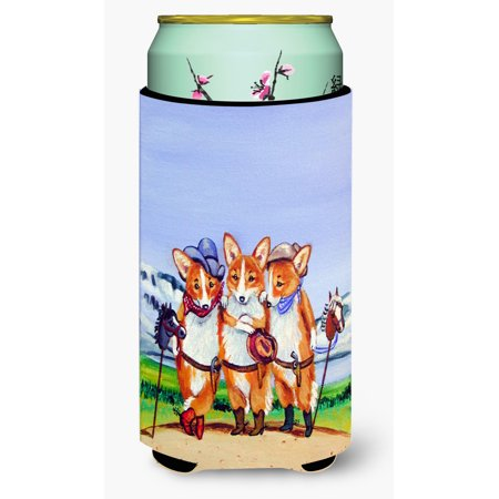 Cowboy Corgi Ultra Beverage Insulators for slim cans -