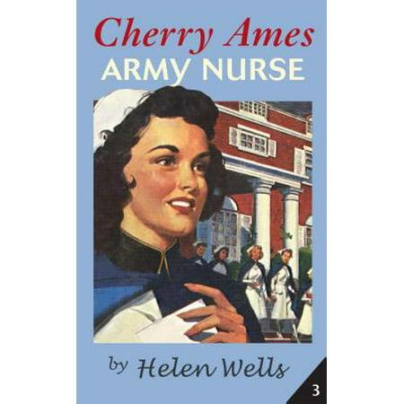 Helen Wells - Cherry Ames, Army Nurse : Book 3