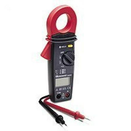 6 Function Digital Manual Ranging Clamp Meter