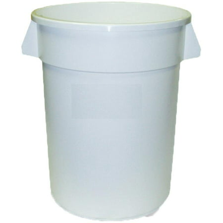 Huskee Receptacle White 20 Gal