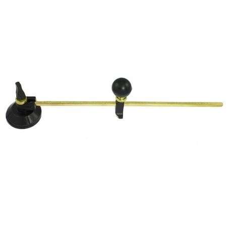 Unique Bargains 6 Turrets Compasses Adjustable Glass Circular Cutter Lifyg