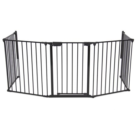 mesh stair gate