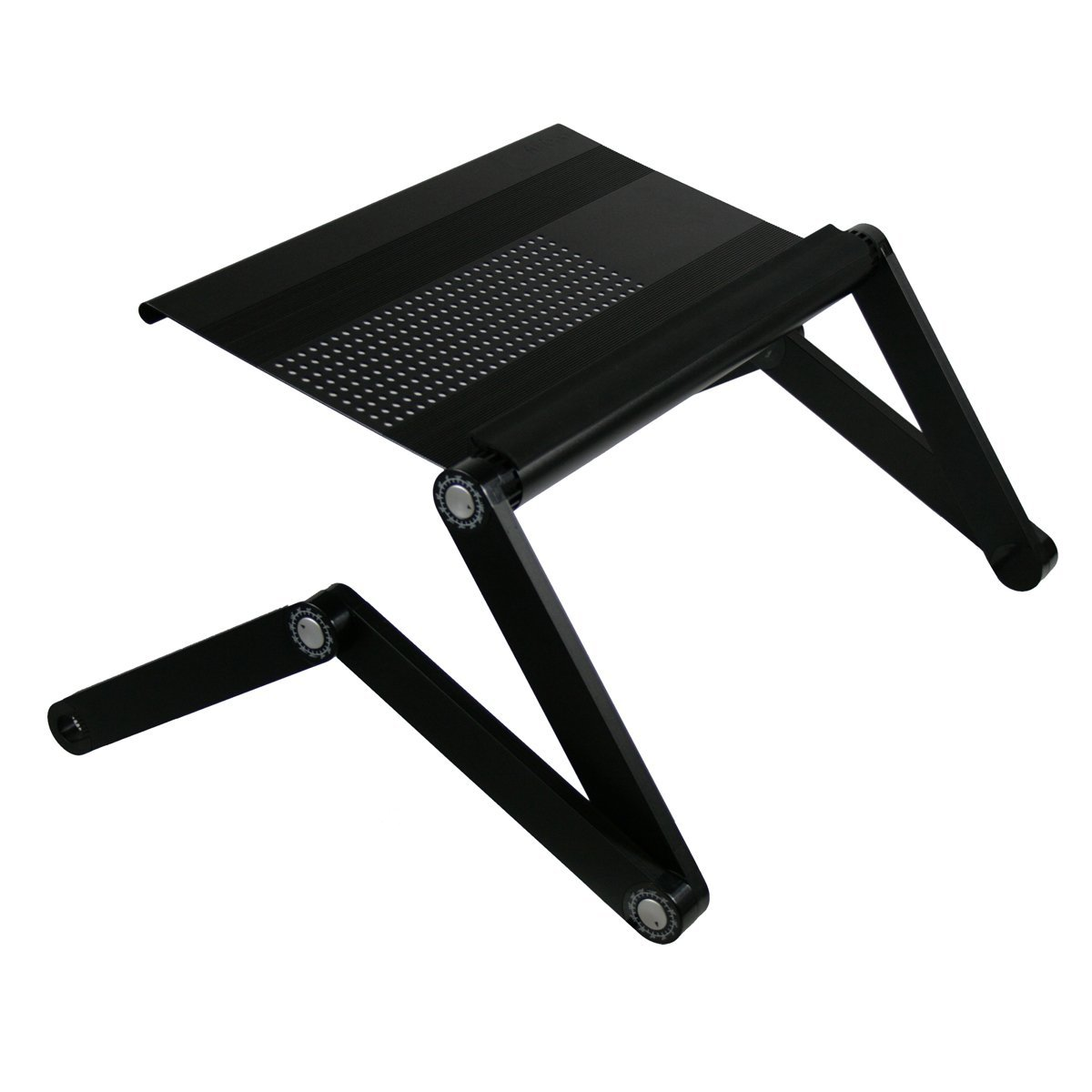 Marvelous Lap Desk Laptop Ebook Reading Table Foldable Adjustable Black Bed Table Tray Home Interior And Landscaping Ologienasavecom