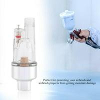 "Greensen Hose Paint Fittings Airbrush Mini Air Filter Moisture Water Trap 1/8"" Tool Kit"
