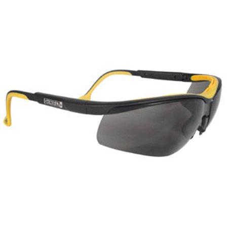 Dewalt High Perfomance Dual Injected Rubber Glasses with Smoke (America Eye Glasses)