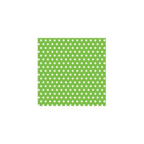 Kiwi with Polka Dot Jumbo Gift Wrap