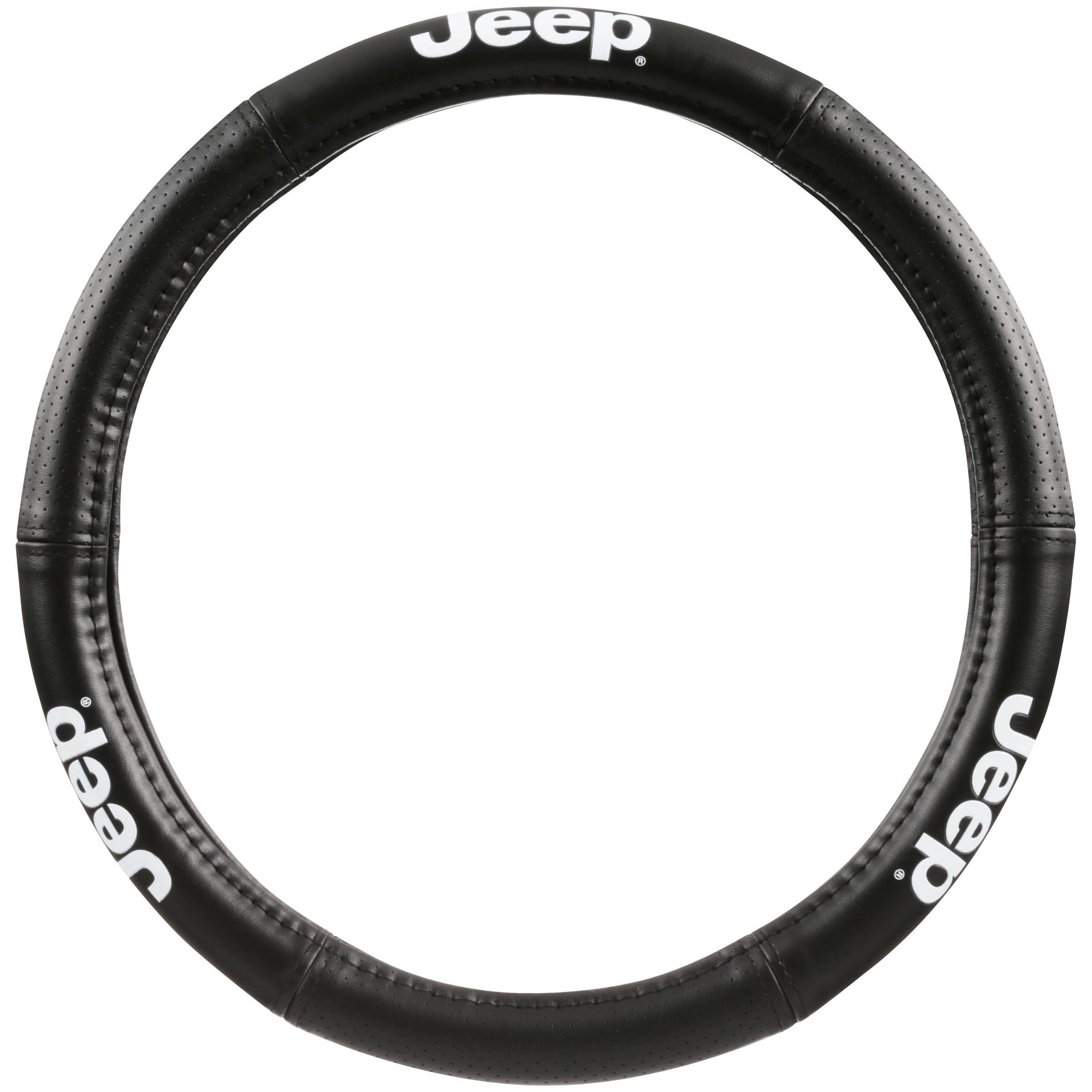 Jeep® Speed Grip™ Elite Series Steering Wheel Cover Carded Pack