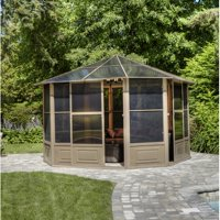 Florence Solarium 12 Ft. x 12 Ft. in Sand