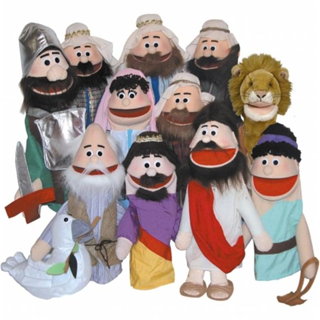 Get Ready 394 Hand Puppet Ministry Set