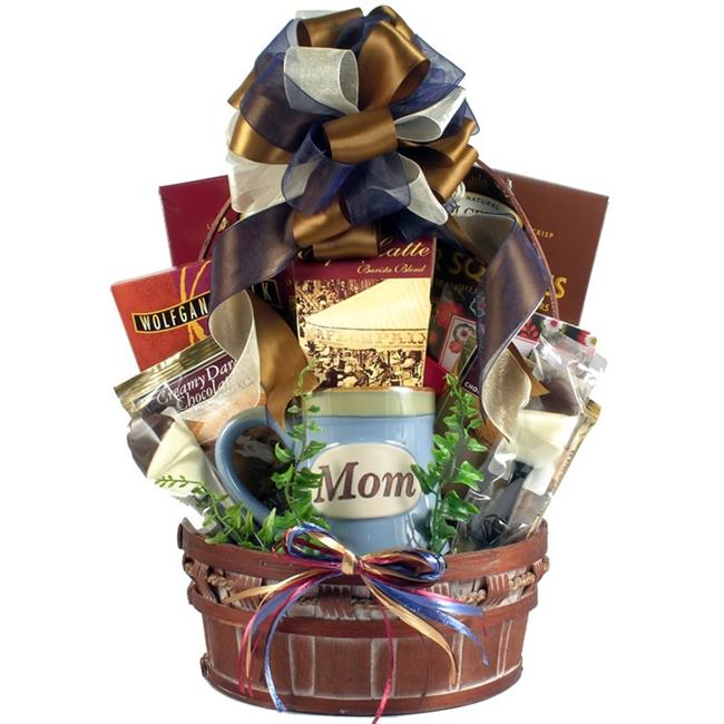 Gift Basket Village, Inc.  MyMoIsGr My Mom Is Great, A Gift Basket For Mom