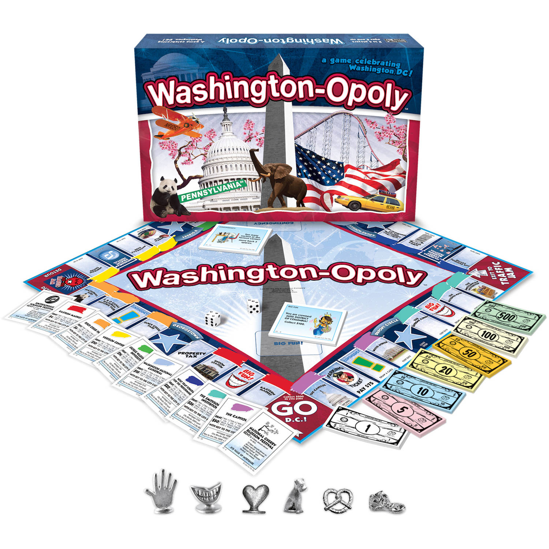 Washington D C -opoly
