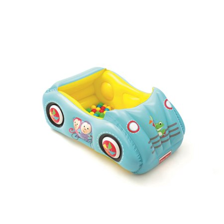 Fisher-Price® 47 x 31 x 20 Inch Race Car Ball Pit