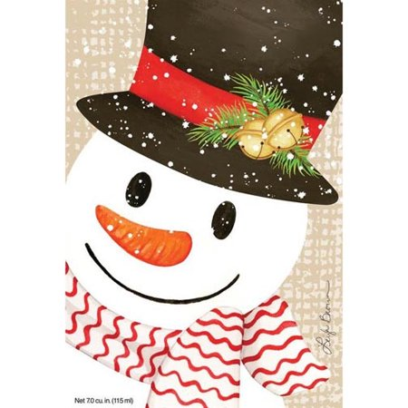Fresh Scents Scented Sachet Set of 6 - Crafty Snowman