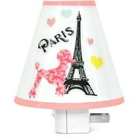 Mainstays Kids Paris Shade Nightlight