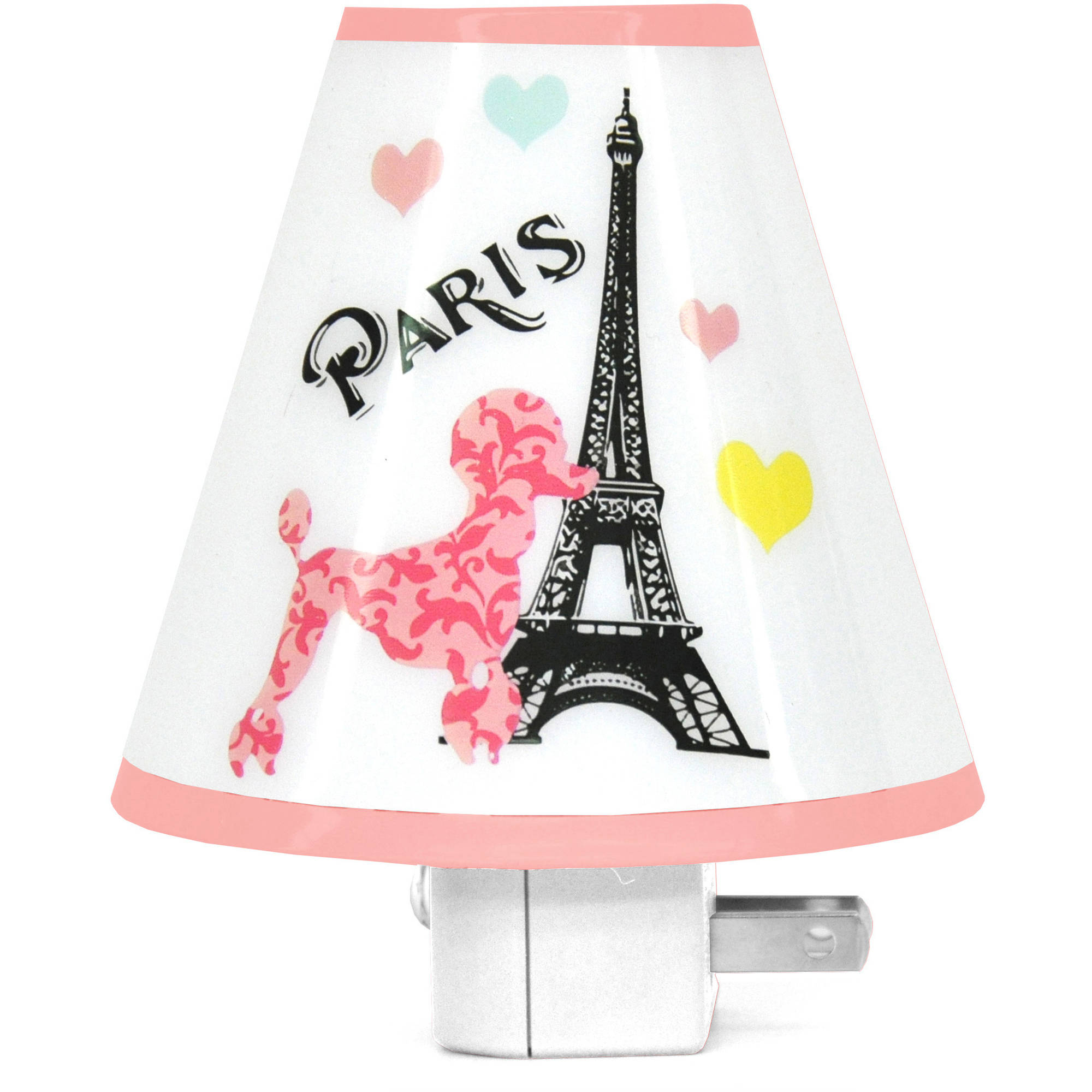 Mainstays Kids Paris Shade Nightlight