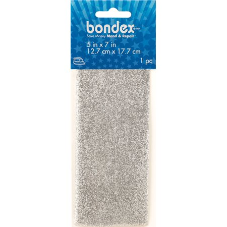 Bondex Iron-On Shimmer Mending Fabric 5
