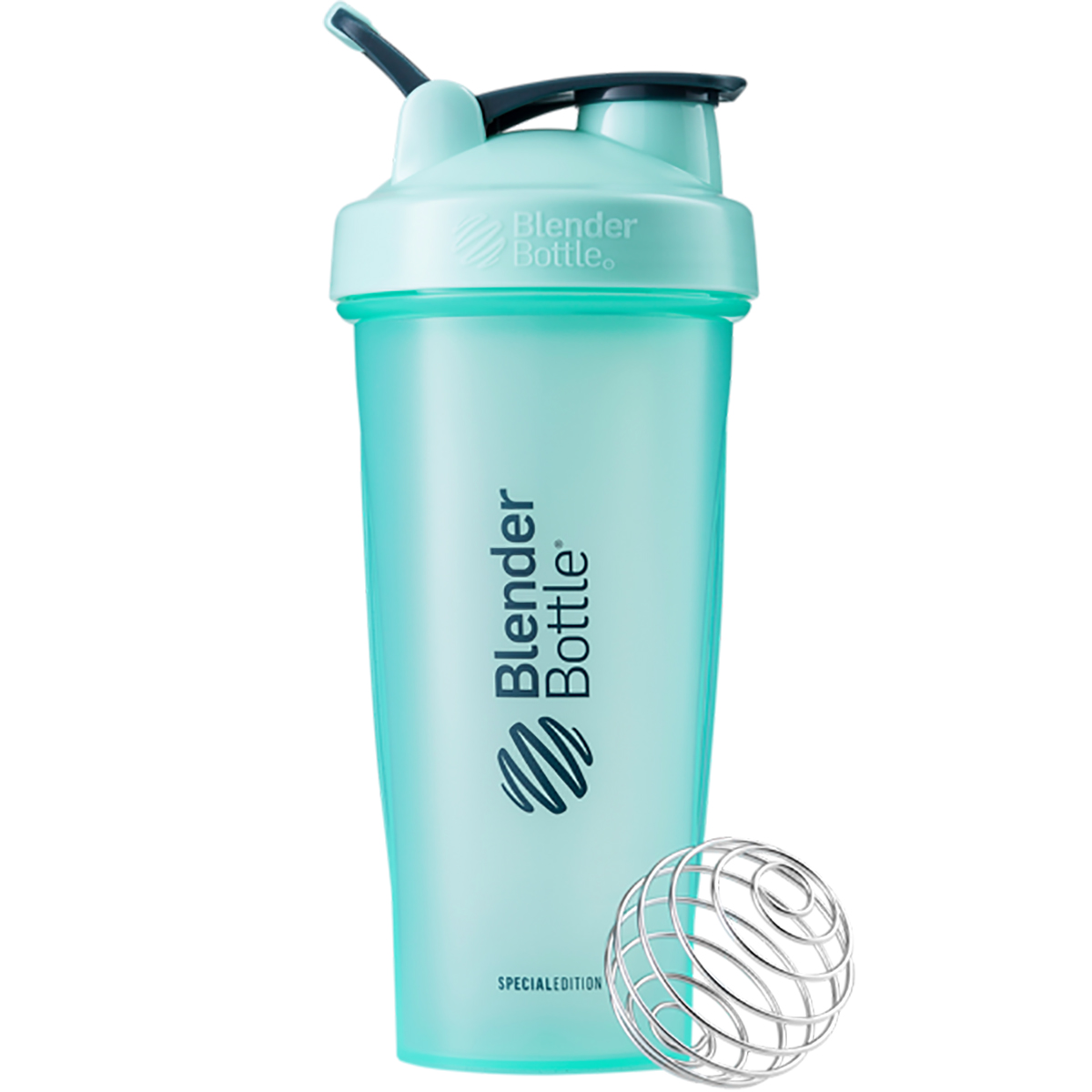 Blender Bottle Special Edition 28 oz. Shaker with Loop Top - Winter ...
