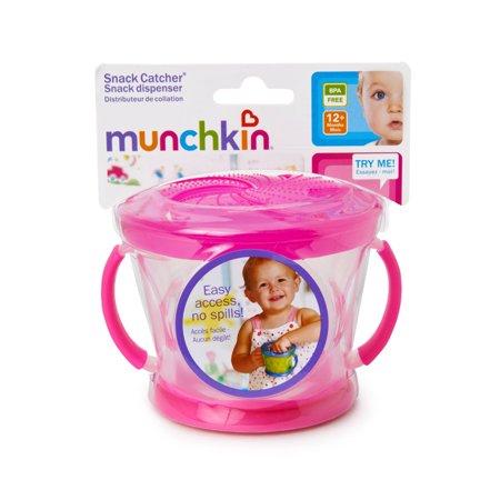 Munchkin Snack Catcher - Pink - image 1 of 2