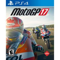 MotoGP 17, Square Enix, PlayStation 4, 662248920047