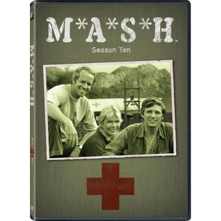 M*A*S*H Season 10 DVD Box Set Alan Alda, Loretta