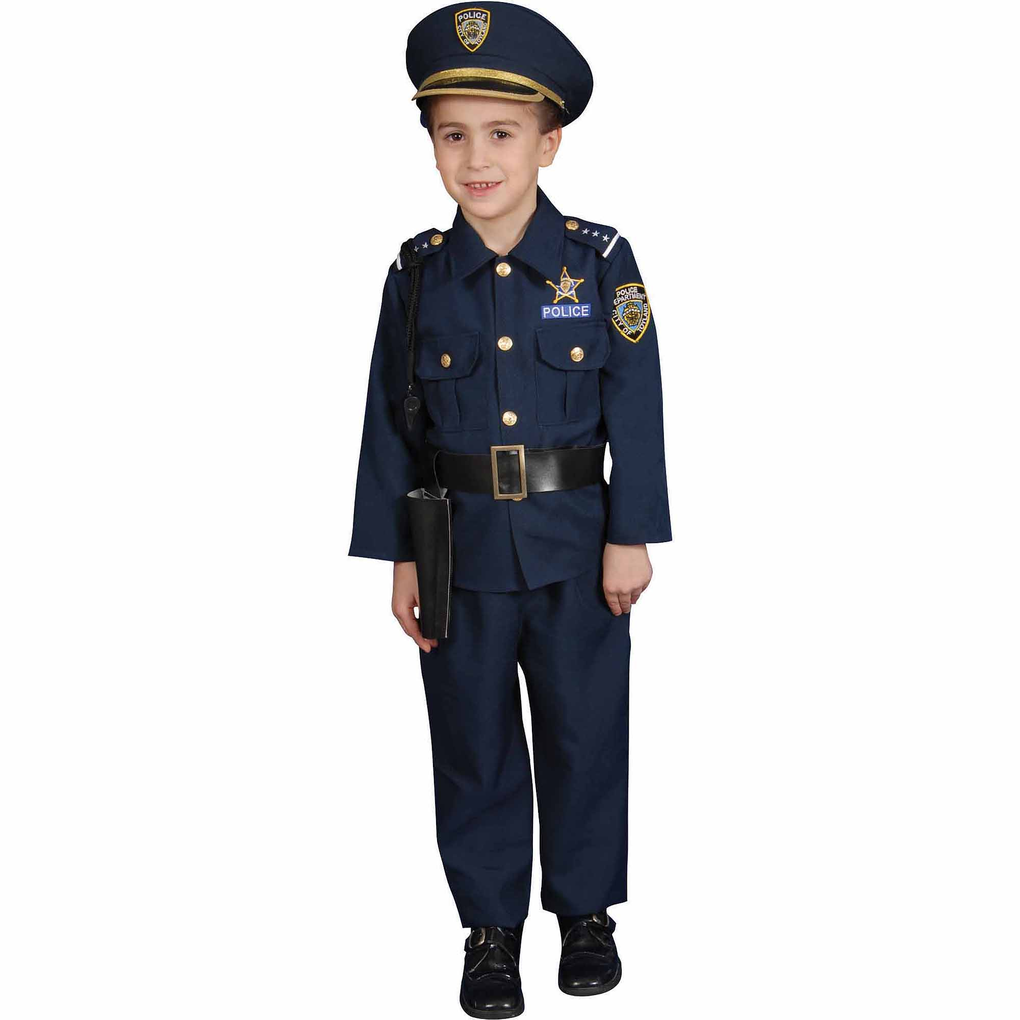 Police Child Halloween Costume