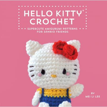 Hello Kitty Crochet : Supercute Amigurumi Patterns for Sanrio Friends - Halloween Bunting Crochet Pattern