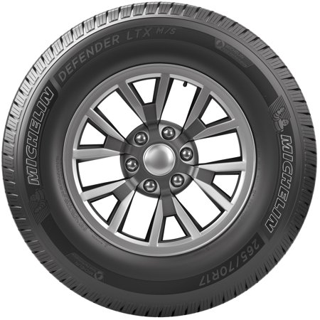 Michelin Defender LTX M/S Highway Tire 235/75R15/XL